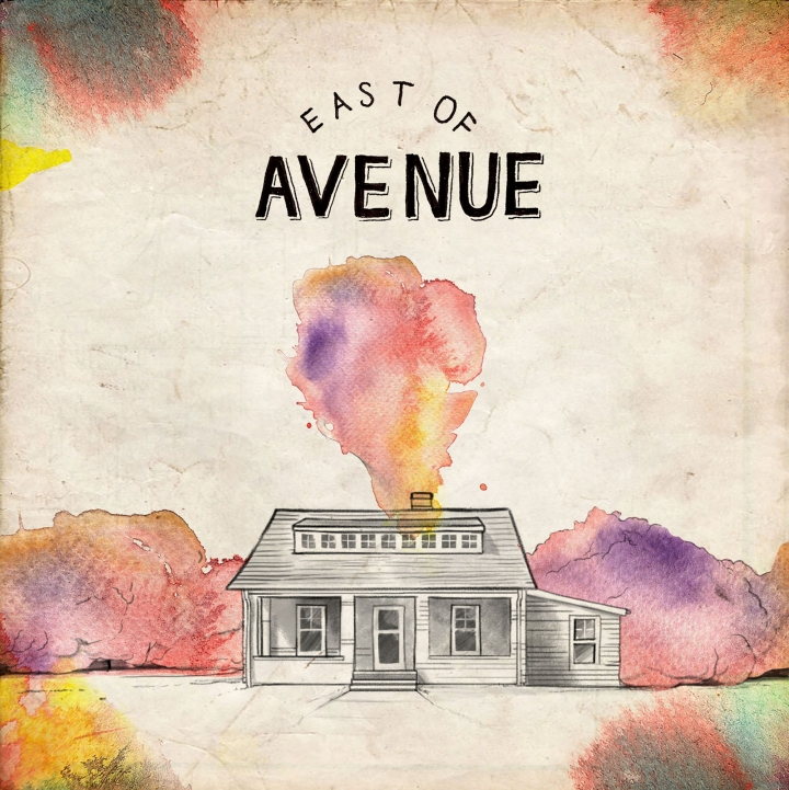 East Of Avenue Cover Art